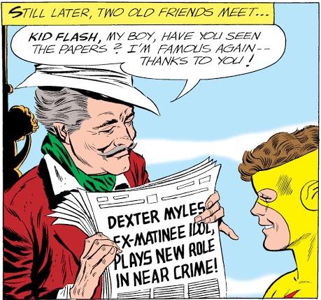 Dexter Myles