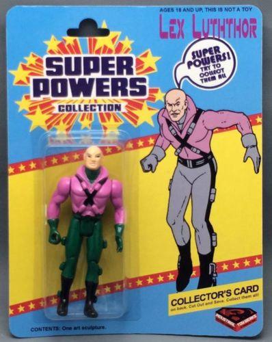 Lex Luthor (Super Powers figure)