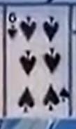 6 of Spades