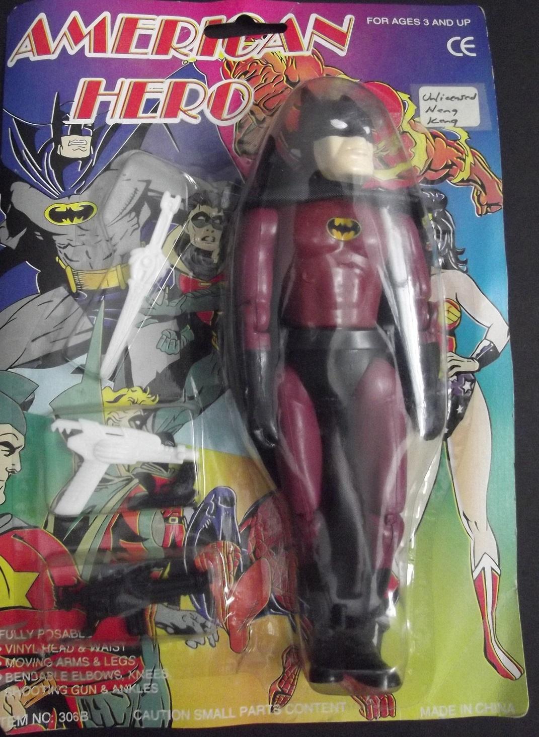 Batman (American Hero figure)