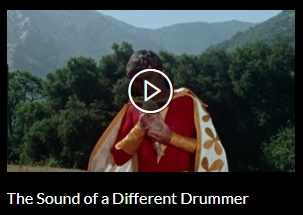 The Sound Of A Different Drummer