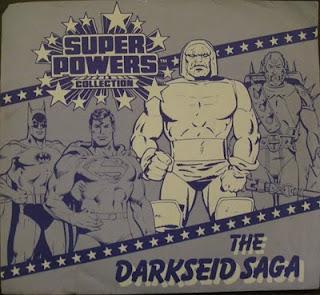 Super Powers - The Darkseid Saga