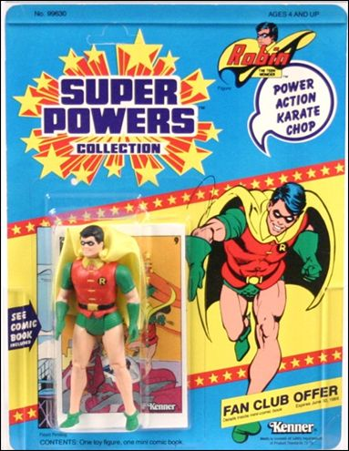 Robin (SuperPowers Figure)