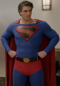 Superman Brandon Routh (Crisis Arrowverse)