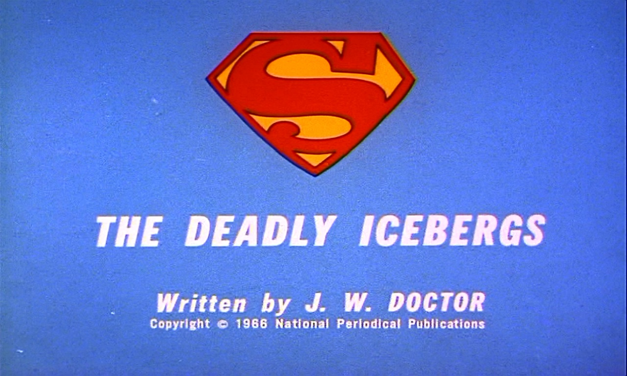 The Deadly Icebergs