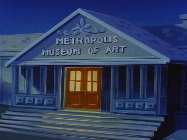 Metropolis Museum of Art