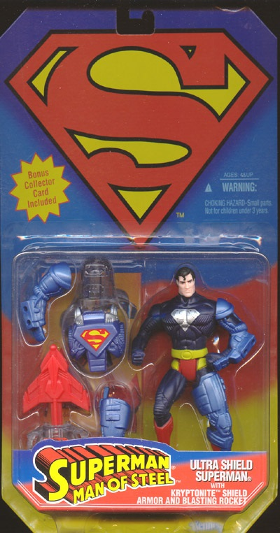 Ultra Shield Superman