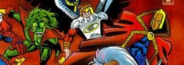 Judgement League Avengers