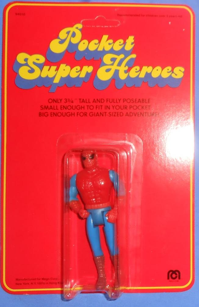 Spider-Man (World's Greatest Super-Heroes!) (Pocket Super Heroes)