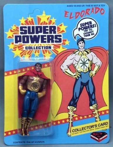 El Dorado (Super Powers figure)