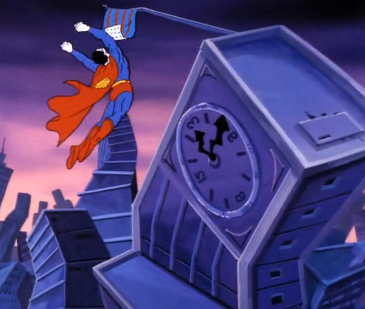 Mutropolis Clock Tower