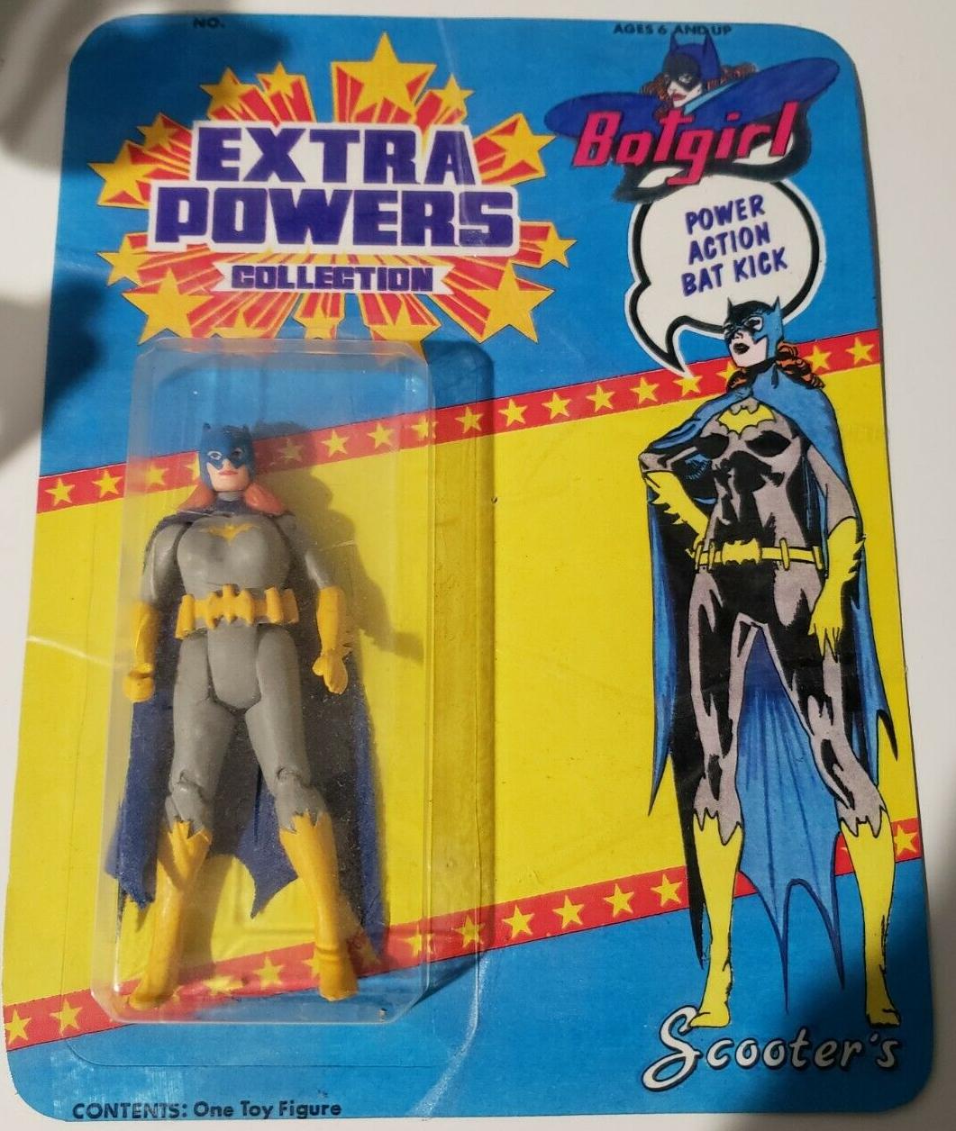 Batgirl (Extra Powers figure)