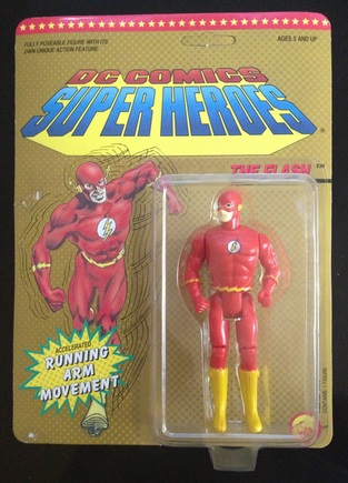 Flash (DC Comics Super Heroes figure)