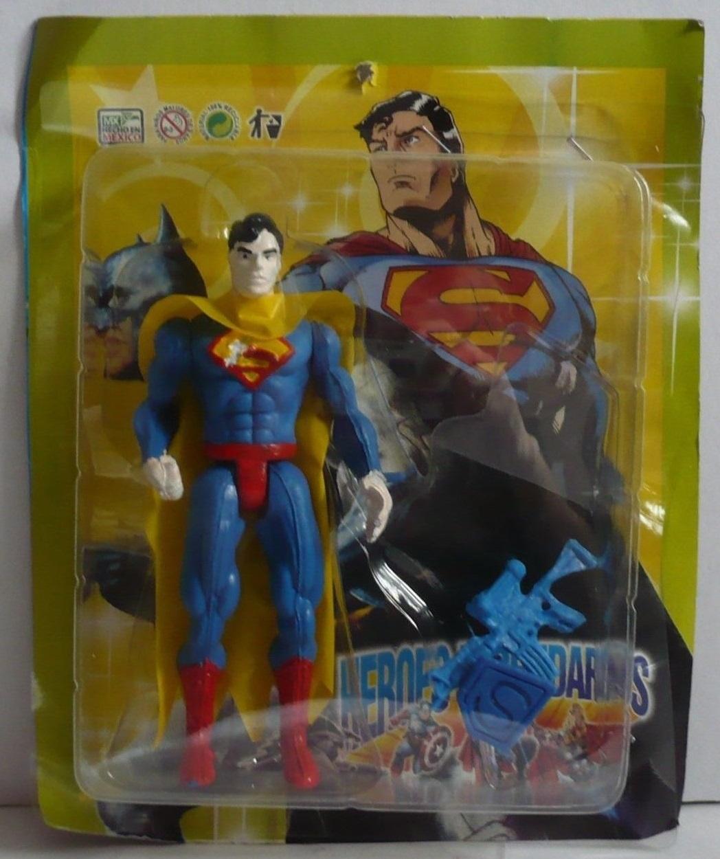 Superman (Legendary Heroes figure)