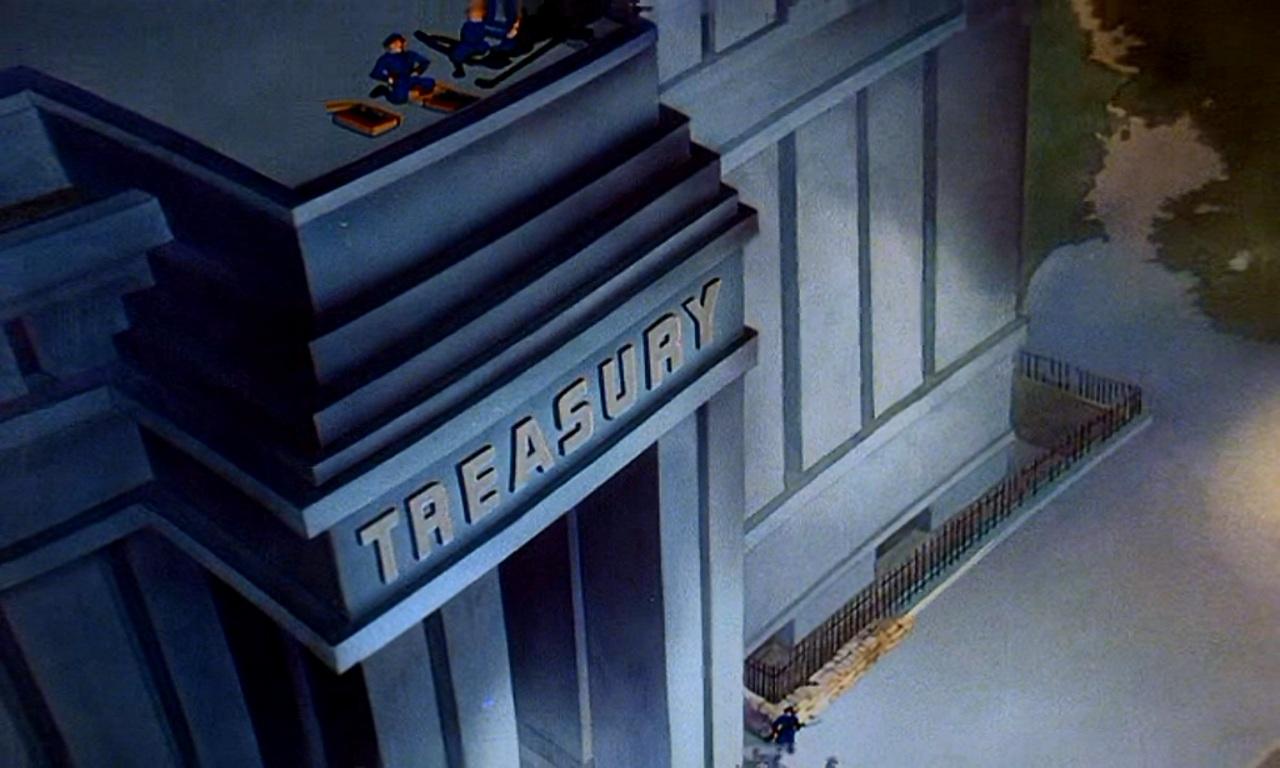 Metropolis City Treasury