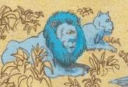 Exxorian lion