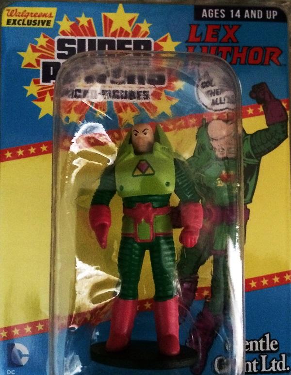 Lex Luthor (Super Powers Micro Figure)