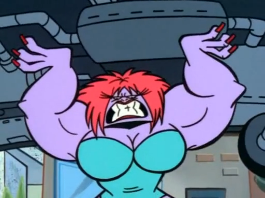 She-Thing (Dexter's Laboratory)