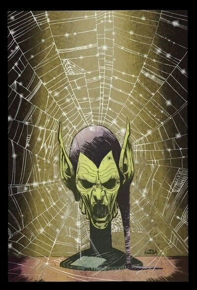 Green Goblin (Disambiguation)