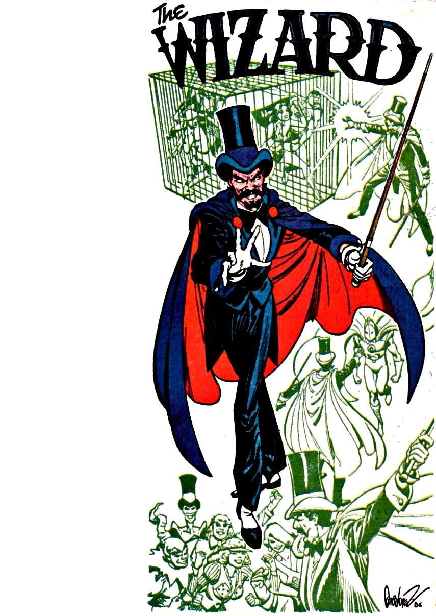 Wizard (DC Comics)