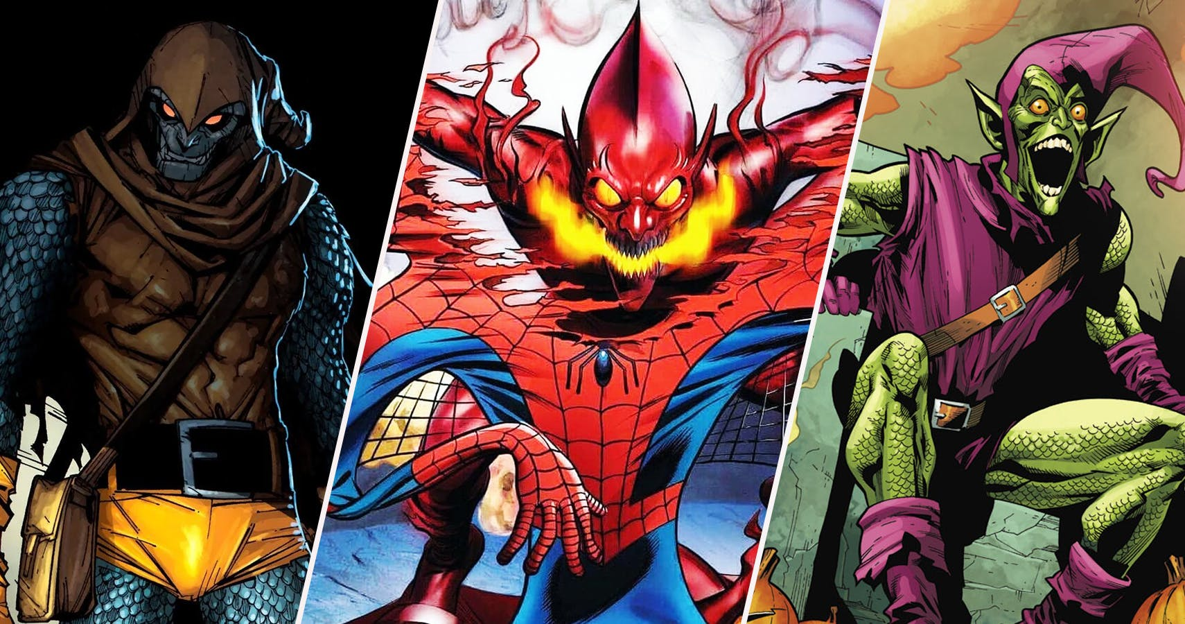 Alternate versions of Green Goblin