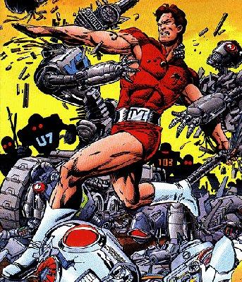 Magnus (Robot Fighter)