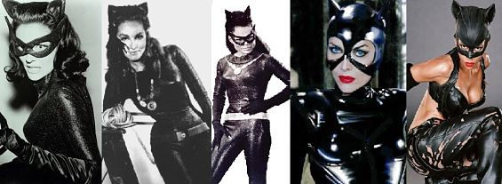 Catwoman in other media