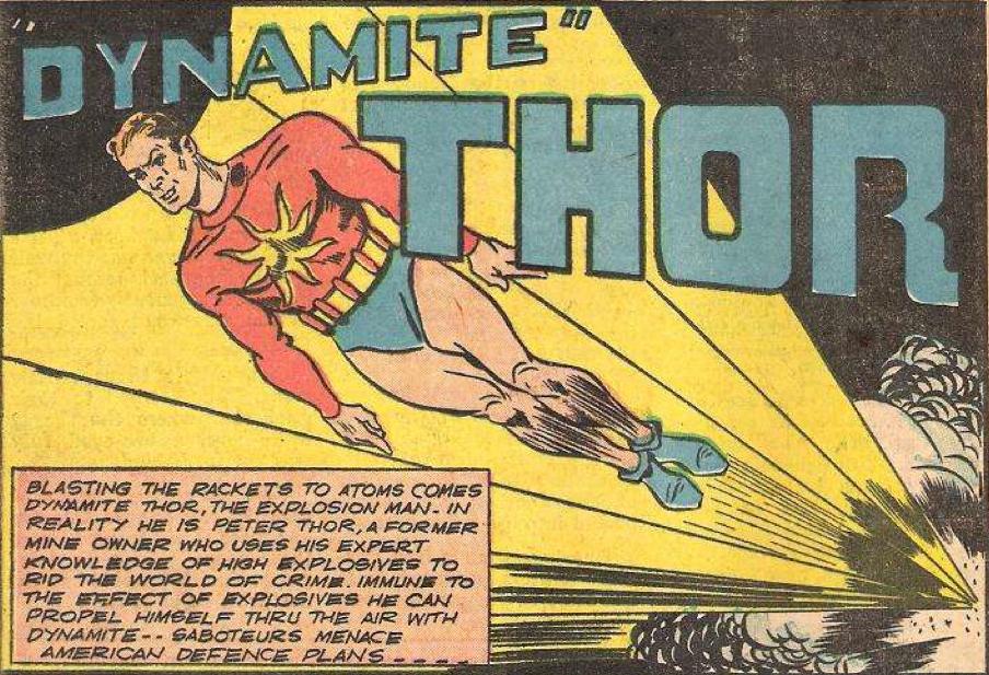 Dynamite Thor