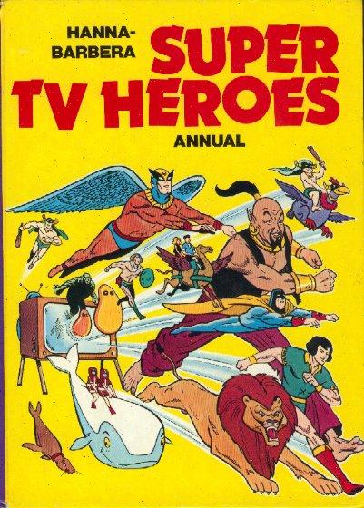 List of Hanna Barbera Super Teams
