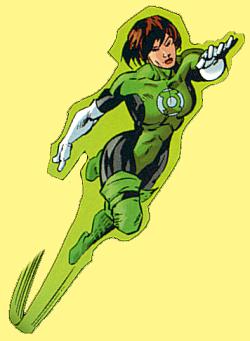 Green Lantern (Anya Savenlovich)
