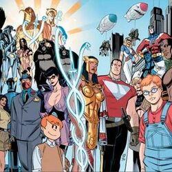 List of America's Best Comics Characters