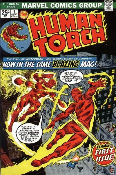 Human Torch (Disambiguation)