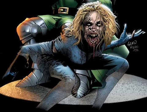 Invisible Woman (Marvel Zombies)