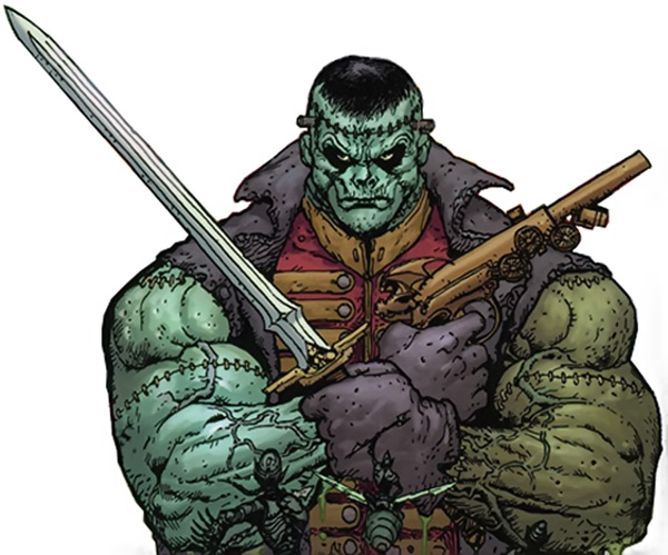 Frankenstein (DC Comics)