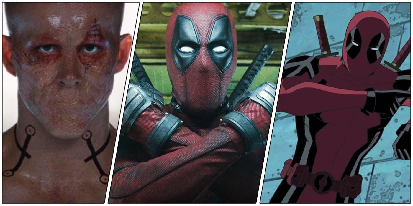 Deadpool in other media