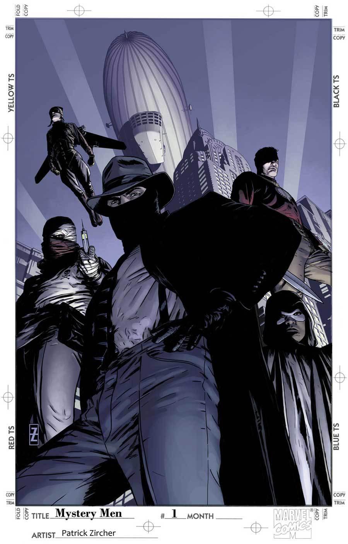 Mystery Men (Marvel Comics)