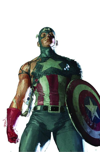 Captain America (William Burnside)
