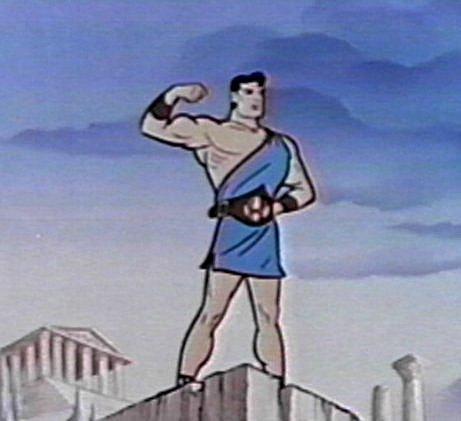 Hercules (The Mighty Hercules)