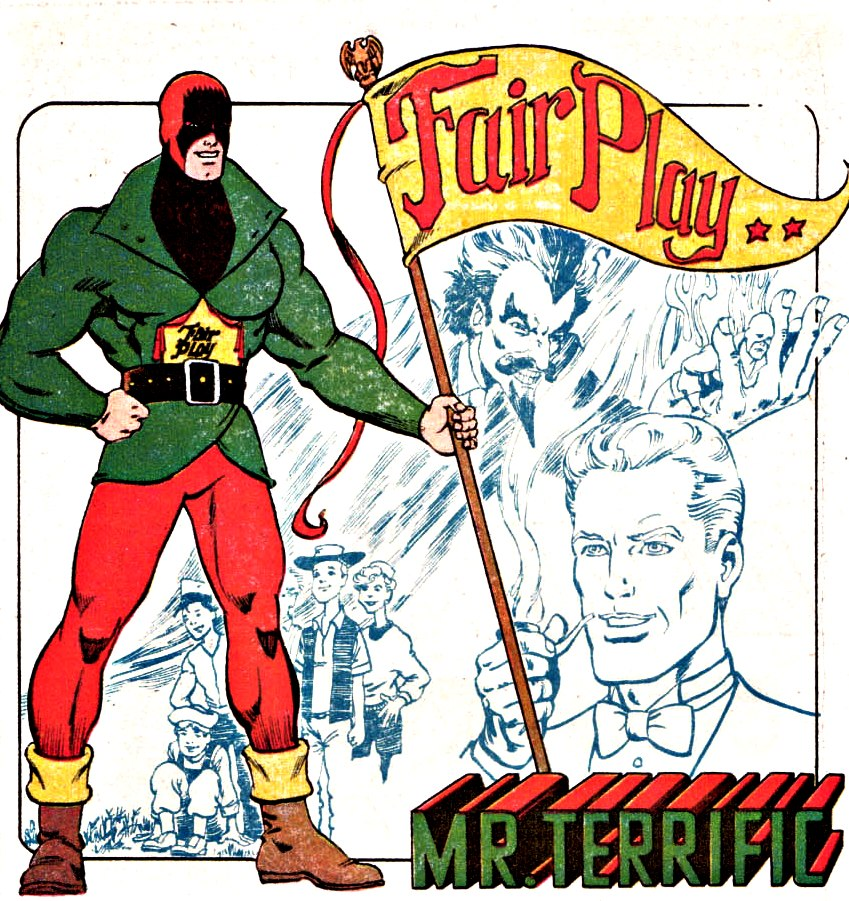Mister Terrific (Terry Sloane)