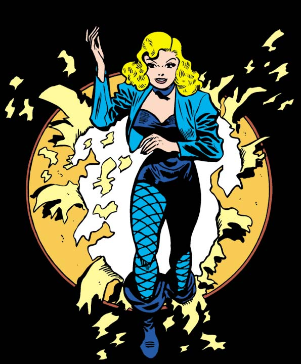 Black Canary (Dinah Drake)