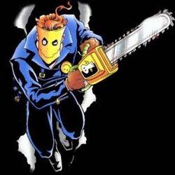 Chainsaw Vigilante