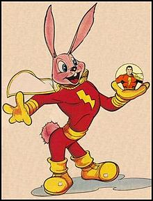 Hoppy the Marvel Bunny