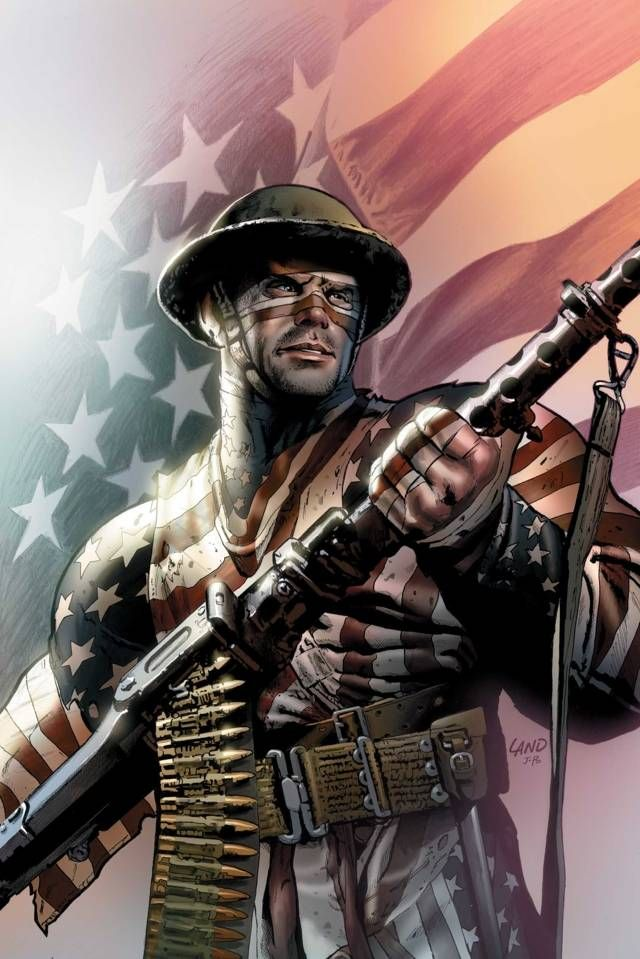 Old Soldier (Marvel Comics)