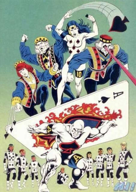 Royal Flush Gang