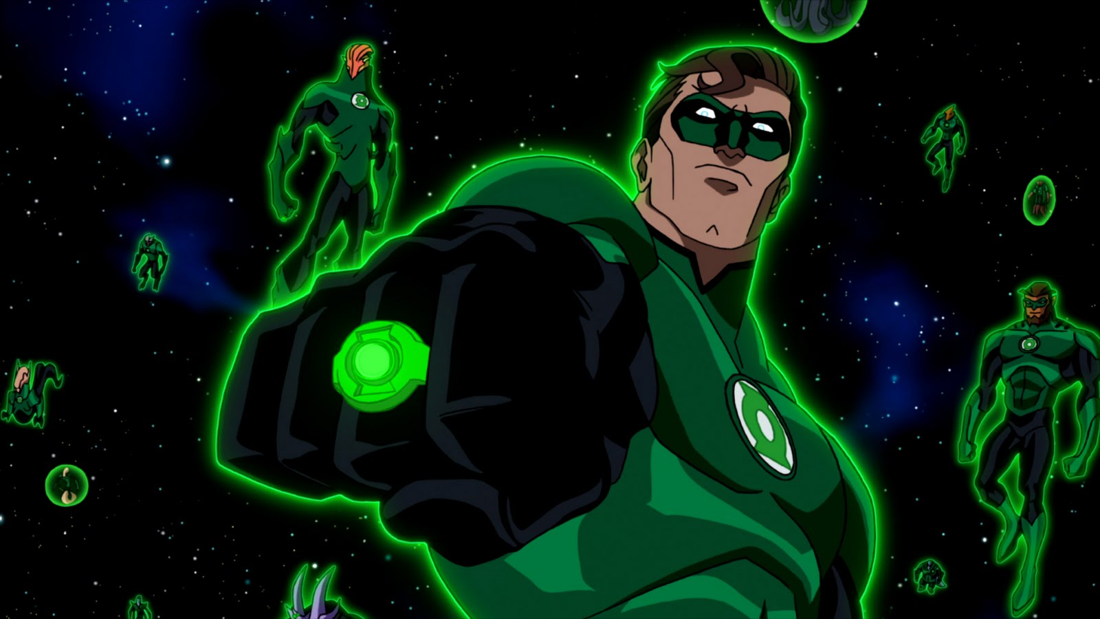 Green Lantern in other media