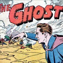 Ghost (Nedor Comics)