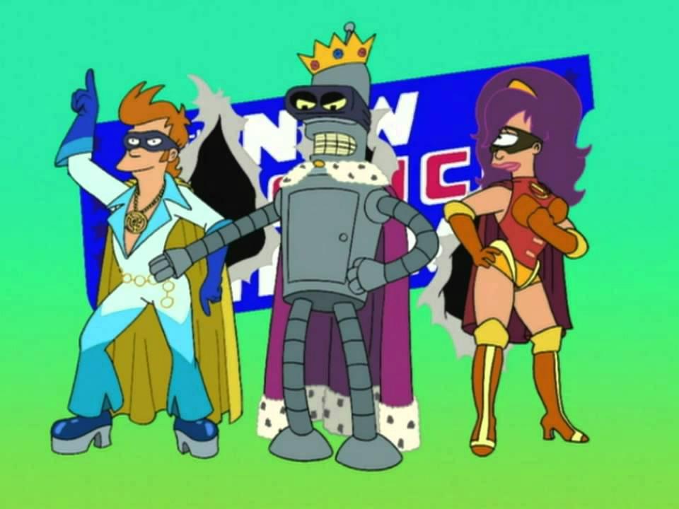 New Justice Team