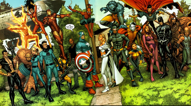 List of Marvel Comics Super Teams