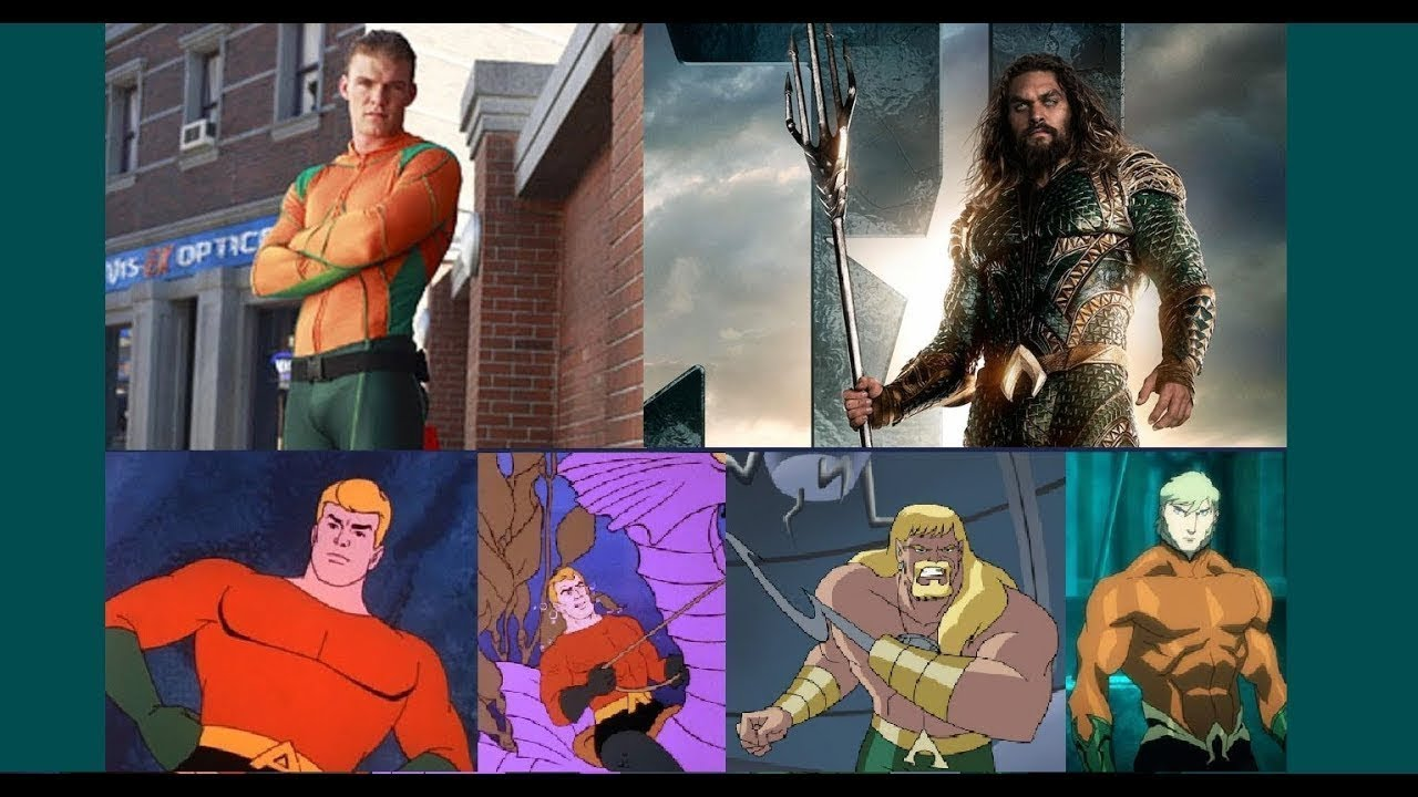 Aquaman in other media