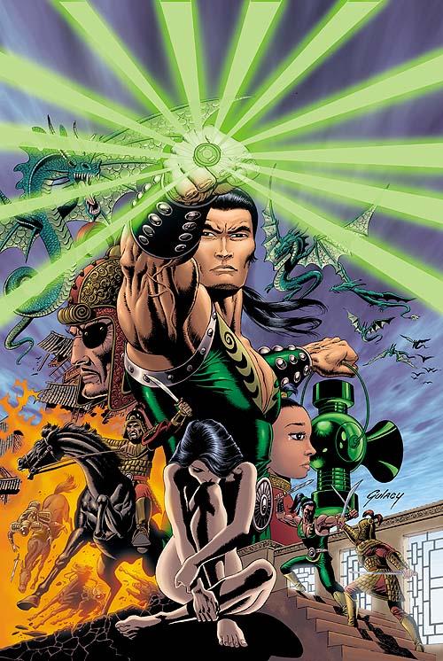 Green Lantern (Jong Li)